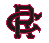 Logo for Cedar Ridge High School, in Hillsborough, NC. Features a capital C and a capital R interlaced within each other.