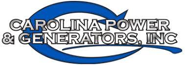 Logo for Carolina Power and Generators Inc